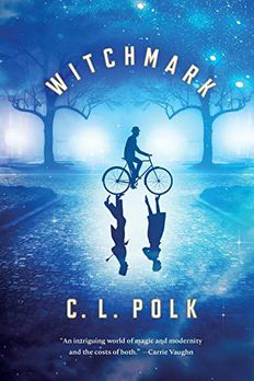 Witchmark book cover