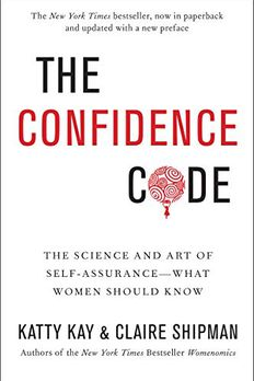 The Confidence Code book cover