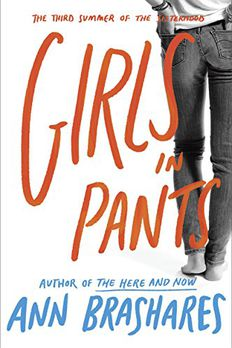 Girls in Pants book cover