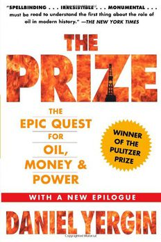 The Prize book cover
