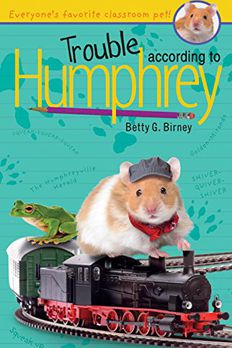 Trouble According to Humphrey book cover