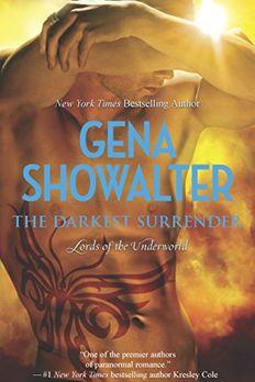 The Darkest Surrender book cover