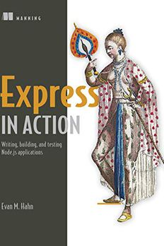 Express in Action book cover