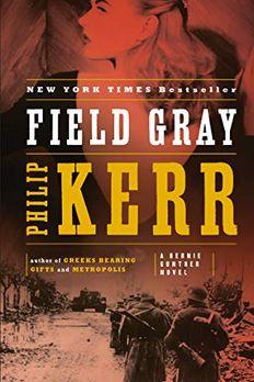 Field Gray book cover