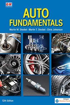 Auto Fundamentals book cover