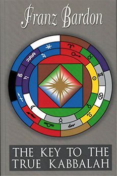 The Key to the True Kabbalah book cover