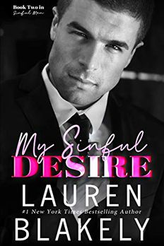 My Sinful Desire book cover