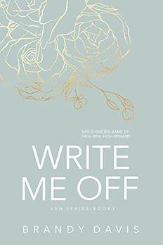 Write Me Off (USW Series Book 1) book cover