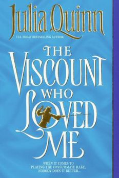 The Viscount Who Loved Me book cover