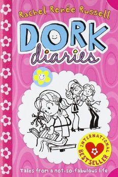 Dork Diaries book cover