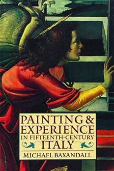 Painting and Experience in Fifteenth-Century Italy book cover
