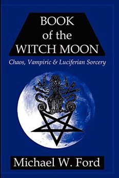 Book of the Witch Moon book cover