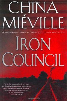 Iron Council book cover