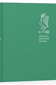 Meehan's Bartender Manual book cover