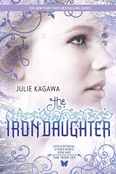 The Iron Daughter book cover