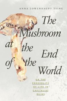 The Mushroom at the End of the World book cover