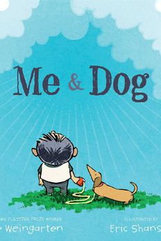 Me & Dog book cover