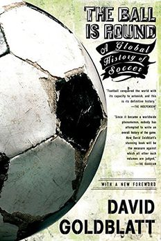 The Ball is Round book cover