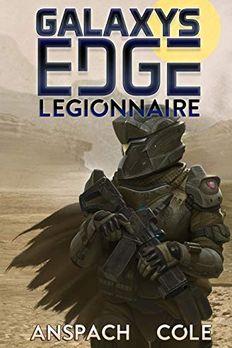 Legionnaire book cover