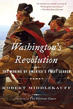 Washington's Revolution book cover