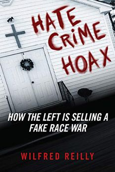 Hate Crime Hoax book cover