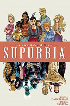 Grace Randolph's Supurbia Vol. 4 book cover
