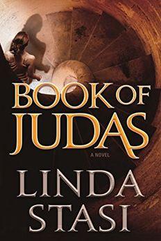Book of Judas book cover