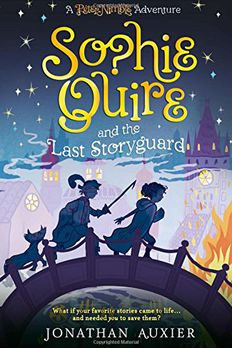Sophie Quire and the Last Storyguard book cover