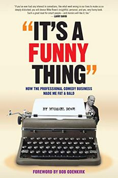 It's A Funny Thing book cover