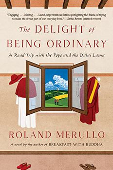 The Delight of Being Ordinary book cover