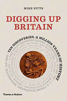 Digging Up Britain book cover