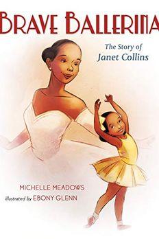 Brave Ballerina book cover