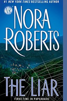 The Liar book cover