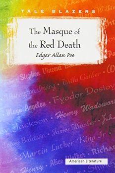 The Masque of the Red Death Tale Blazers book cover
