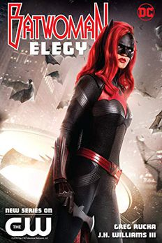 Batwoman book cover