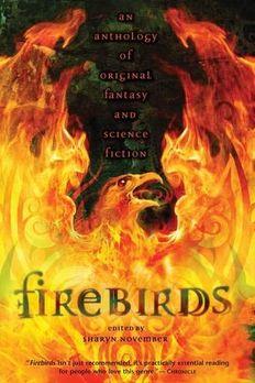 Firebirds book cover