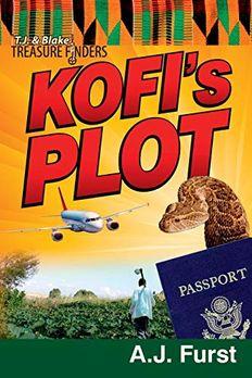 T.J & Blake ? Kofi's Plot book cover