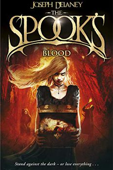 Spooks Blood book cover