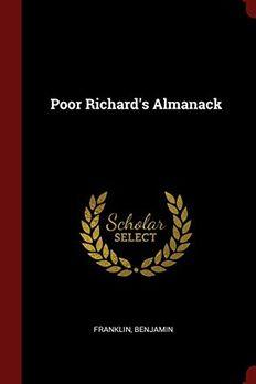 Poor Richard's Almanack book cover