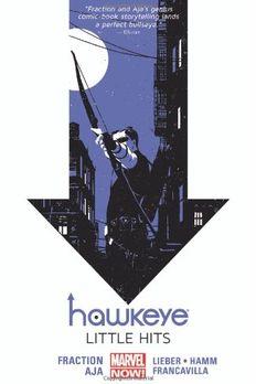 Hawkeye, Vol. 2 book cover