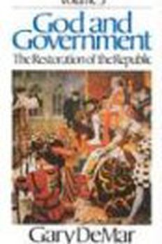 God and Government - Vol. 3 book cover