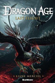 Last Flight book cover