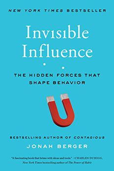 Invisible Influence book cover