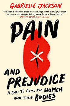 Pain and Prejudice book cover