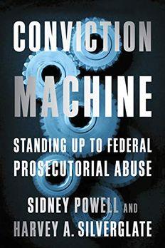 Conviction Machine book cover