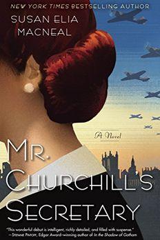 Mr. Churchill's Secretary book cover