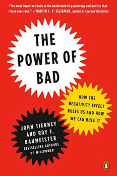 The Power of Bad book cover