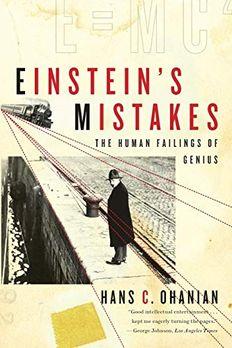 Einstein's Mistake book cover