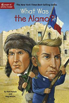 What Was the Alamo? book cover