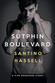 Sutphin Boulevard book cover
